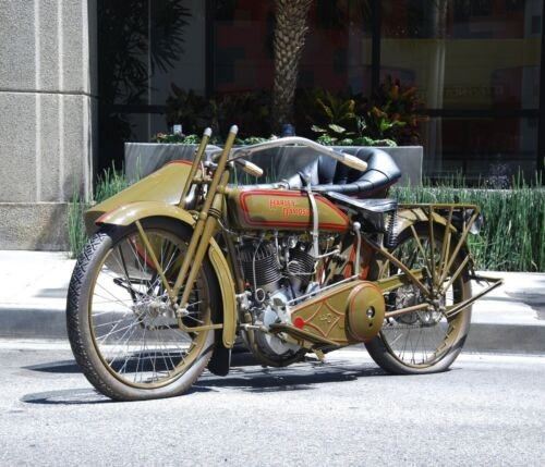 1918 Harley-Davidson Model J Green for sale craigslist